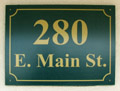 Photo of 280 East Main sign